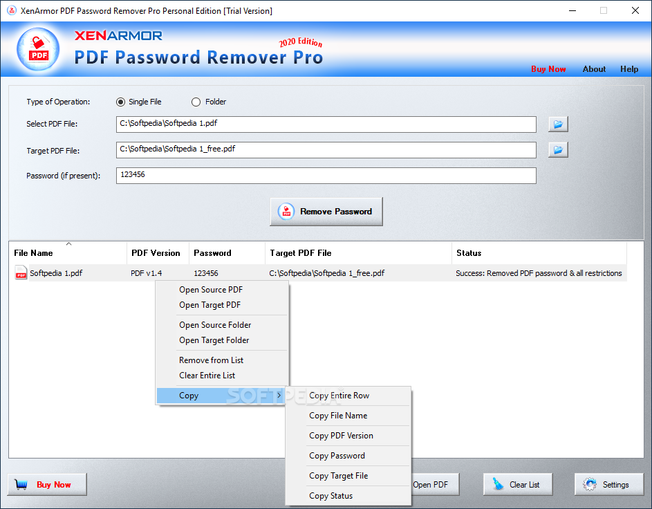 Pdf Restriction Remover Android
