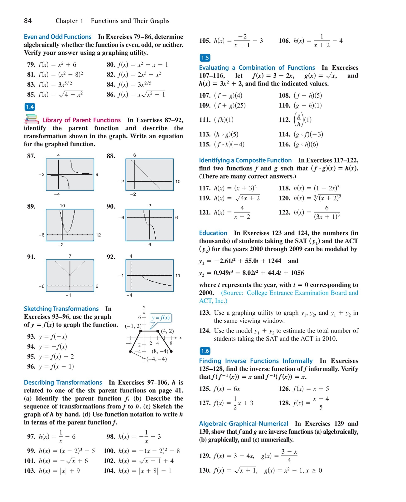 Precalculus With Limits Textbook Pdf