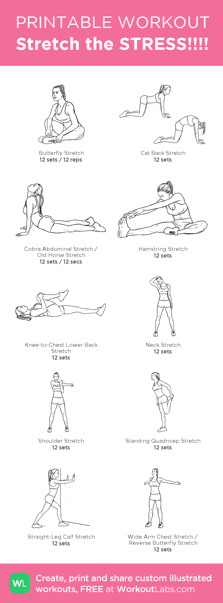 Printable Scoliosis Exercises Pdf