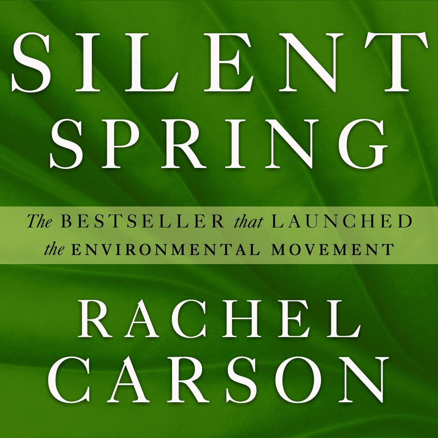 Rachel Carson Silent Spring Pdf