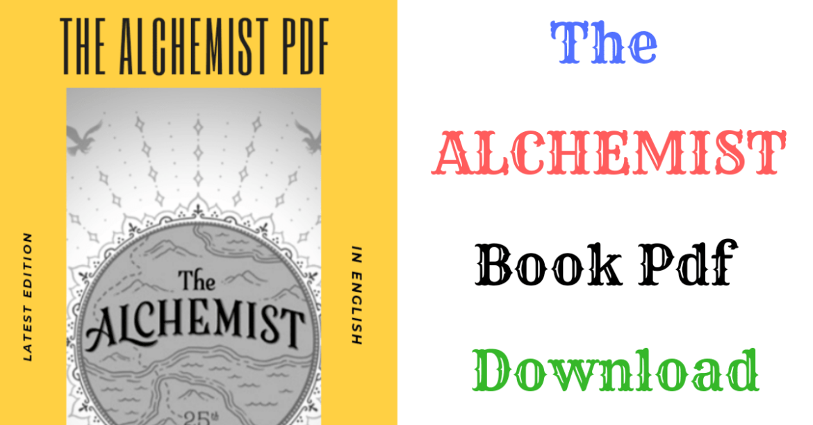 The Alchemist Free Pdf Download