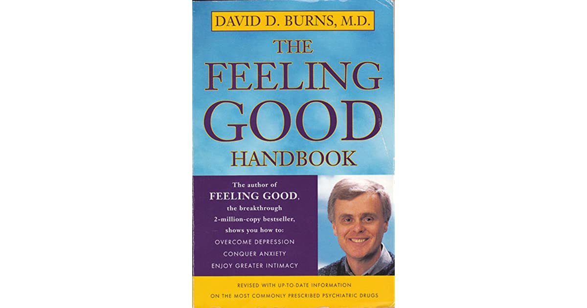 The Feeling Good Handbook Pdf Reddit