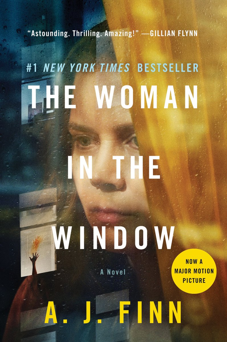The Woman In The Window Pdf Free