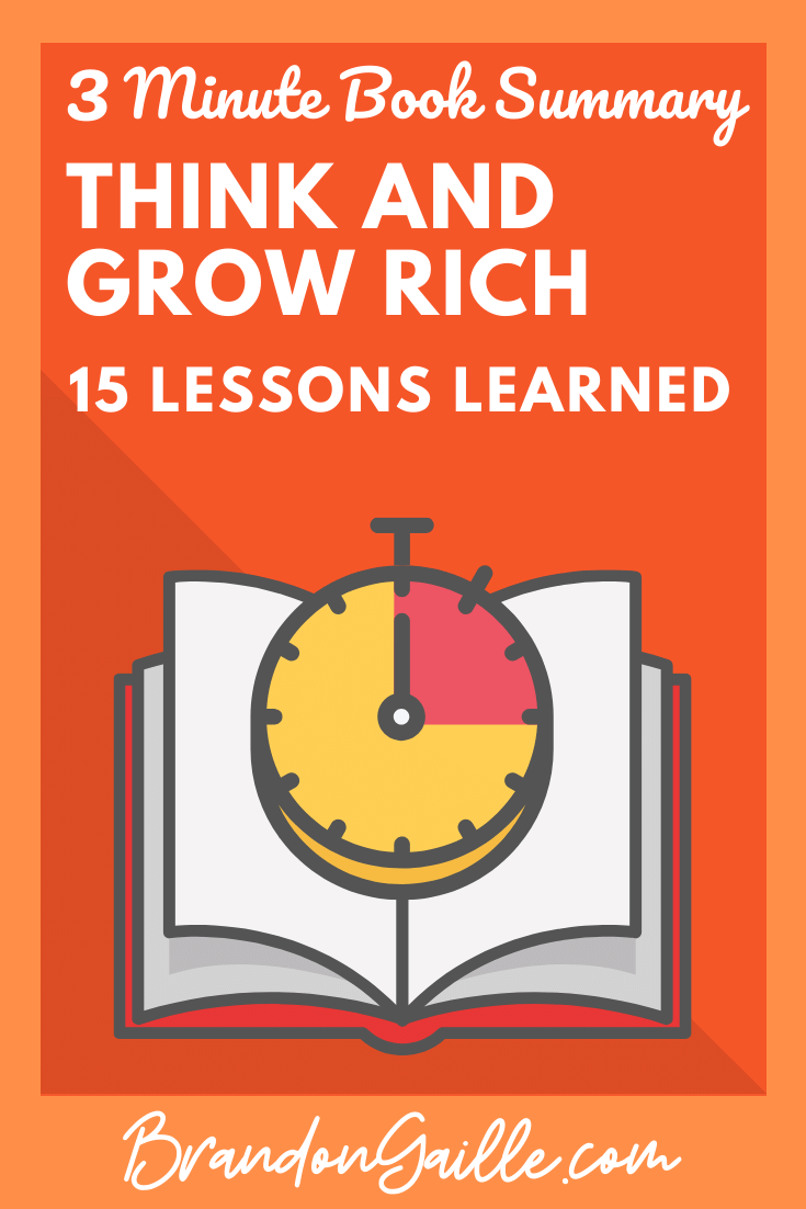 Think And Grow Rich Free Pdf