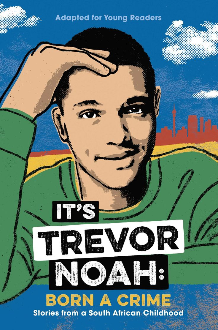 Trevor Noah Born A Crime Pdf Download