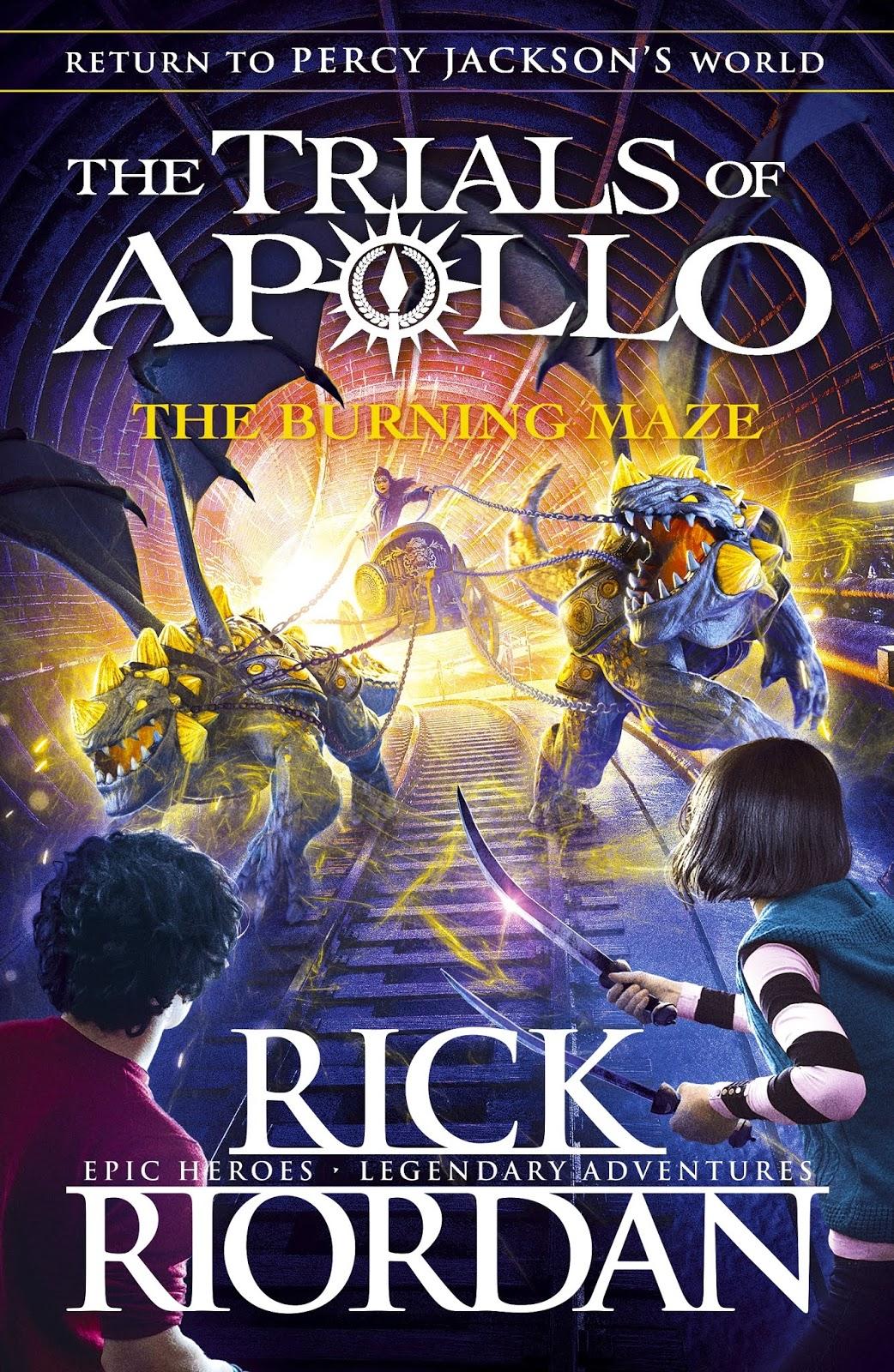 Trials Of Apollo Pdf Book 2