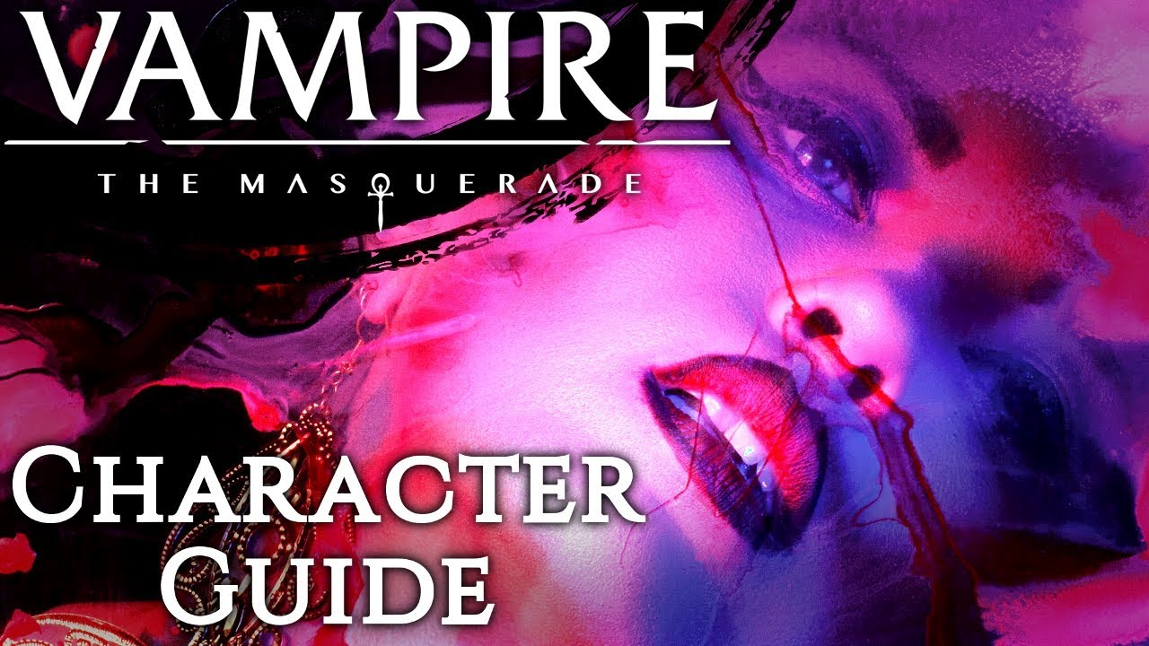 Vampire The Masquerade 5th Edition Pdf Download Free
