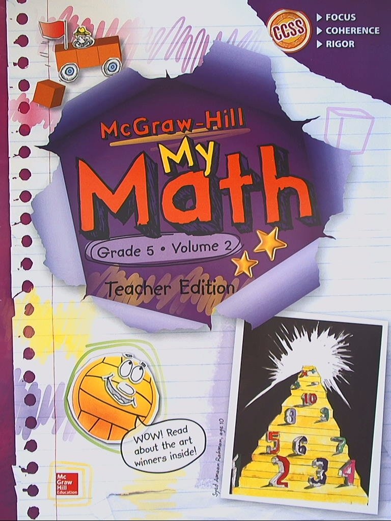 4th Grade Mcgraw Hill My Math Grade 4 Pdf