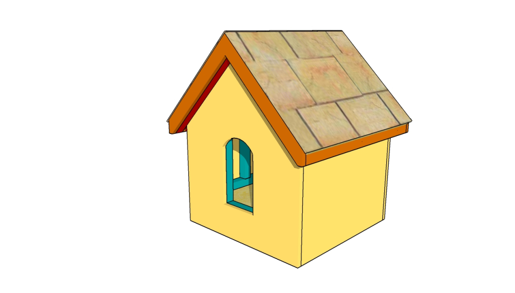 Diy Dog House Plans Pdf