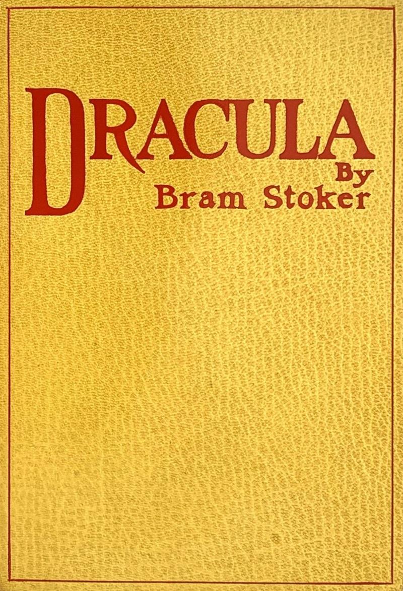 Dracula Bram Stoker Pdf English