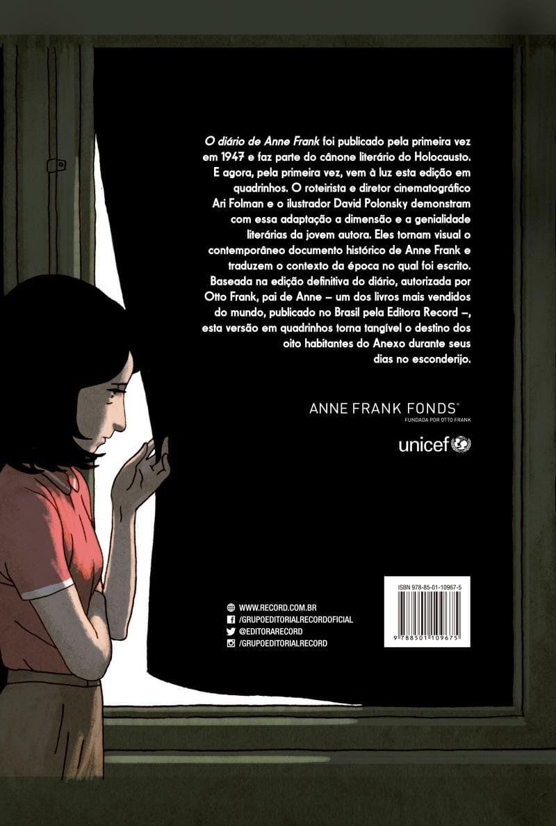 El Diario De Ana Frank (novela Gráfica Pdf Gratis)
