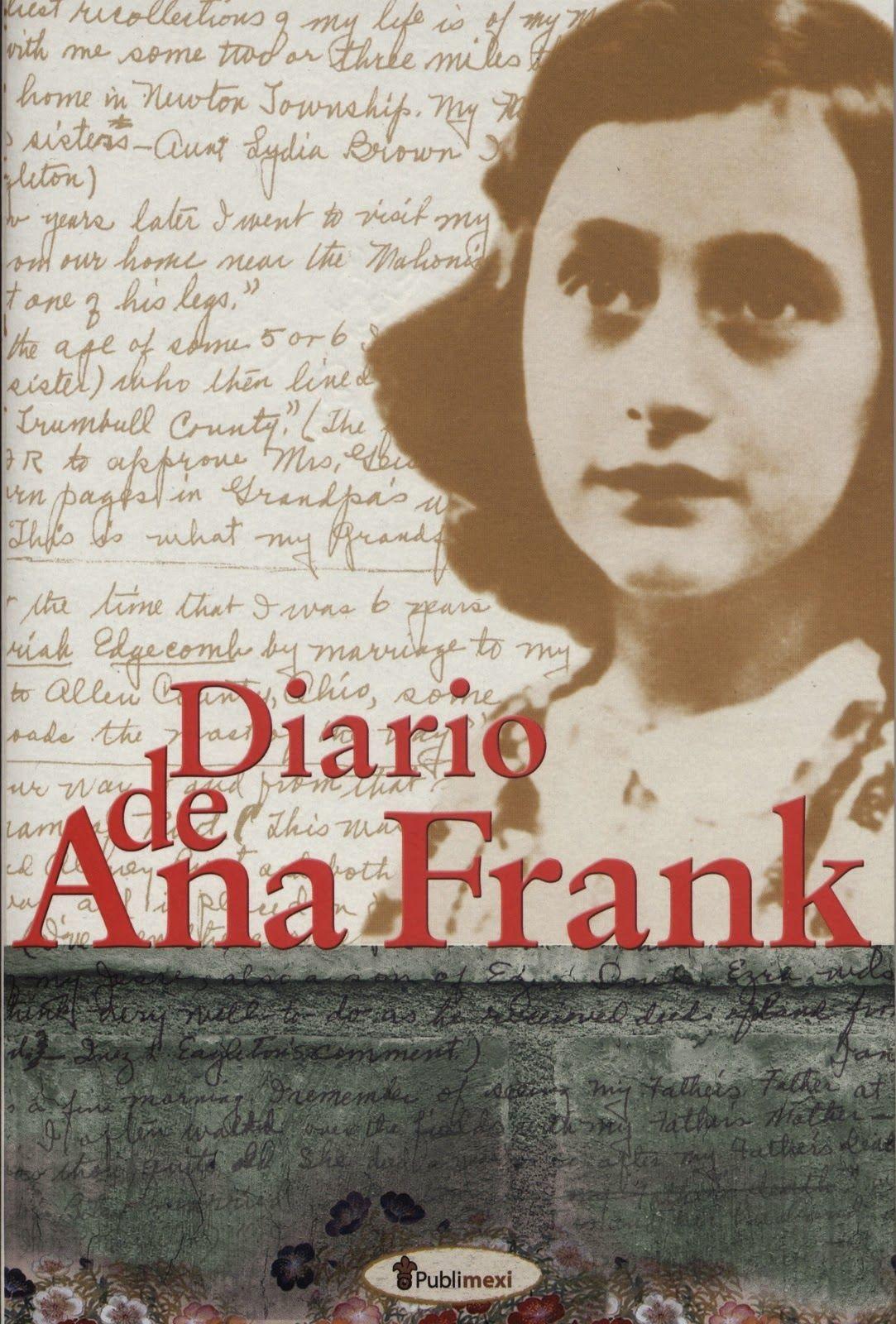 El Diario De Ana Frank Pdf Español Completo