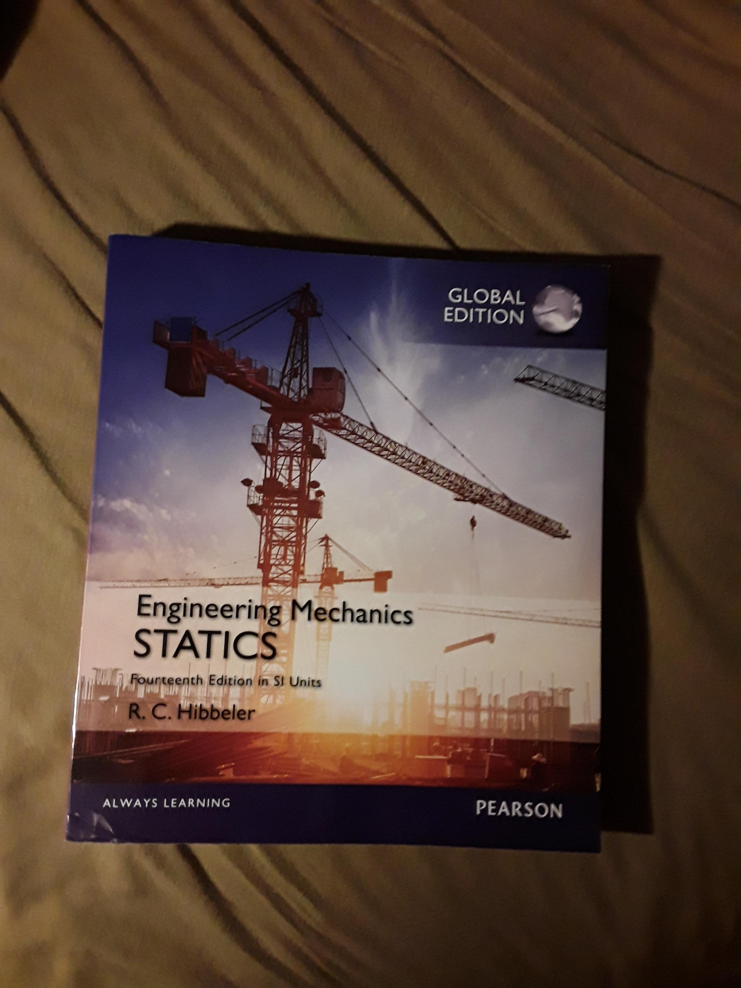 Engineering Mechanics Dynamics 14th Edition Pdf Reddit