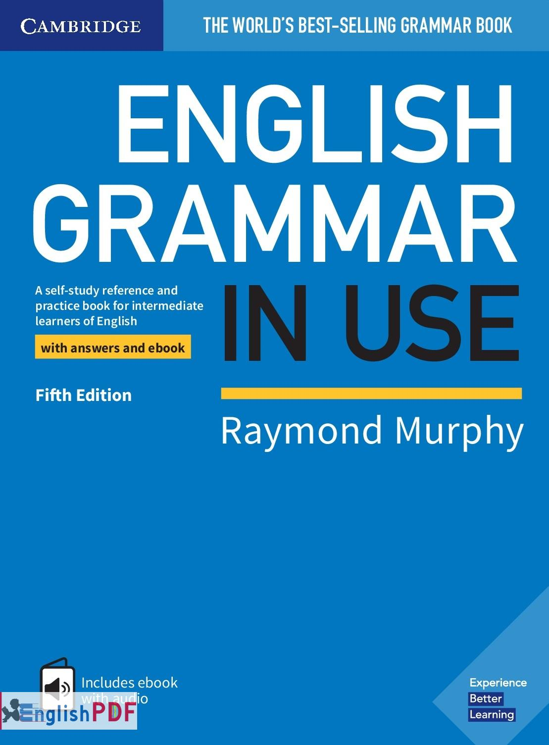 English Grammar In Use Pdf