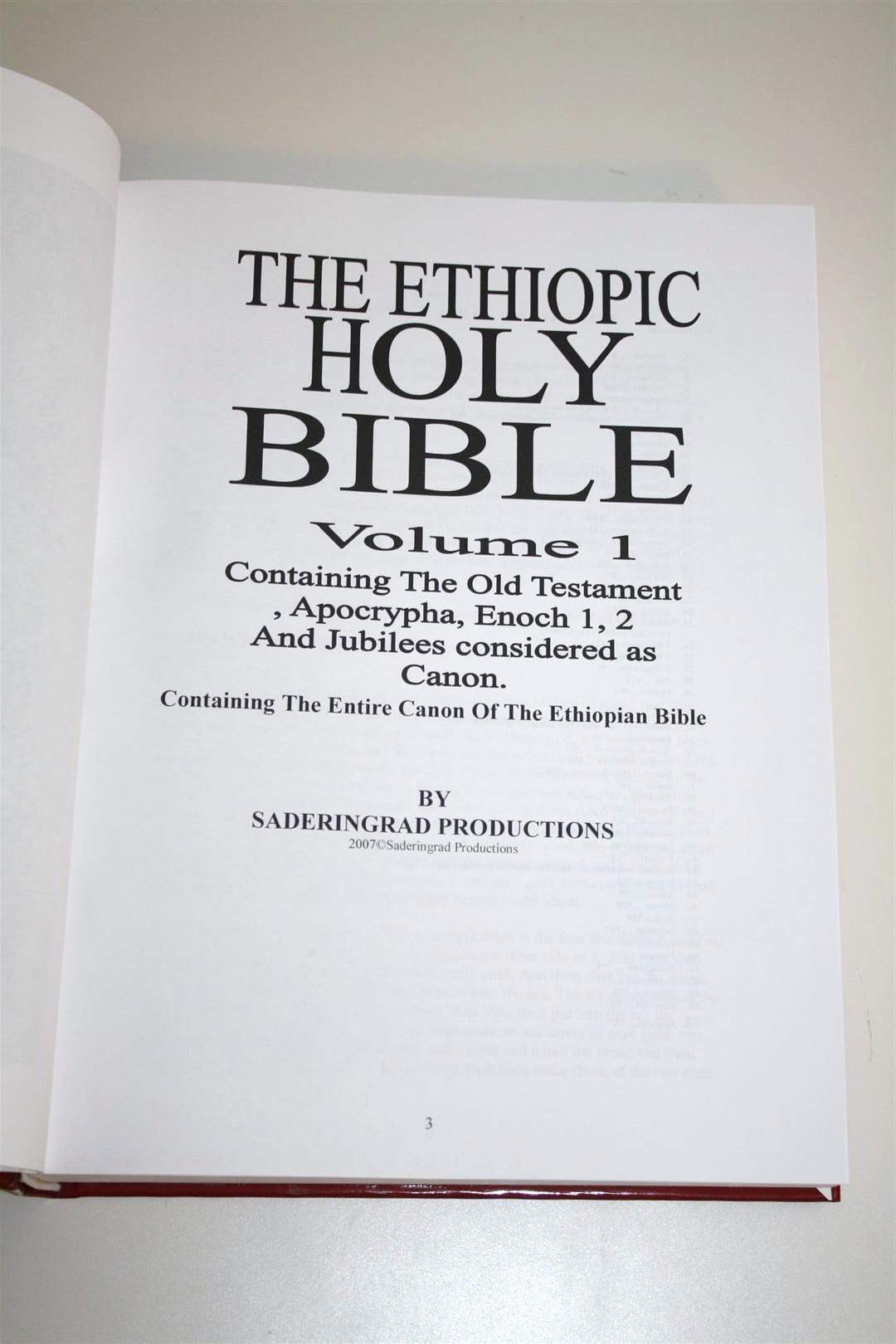 Ethiopian Bible Pdf