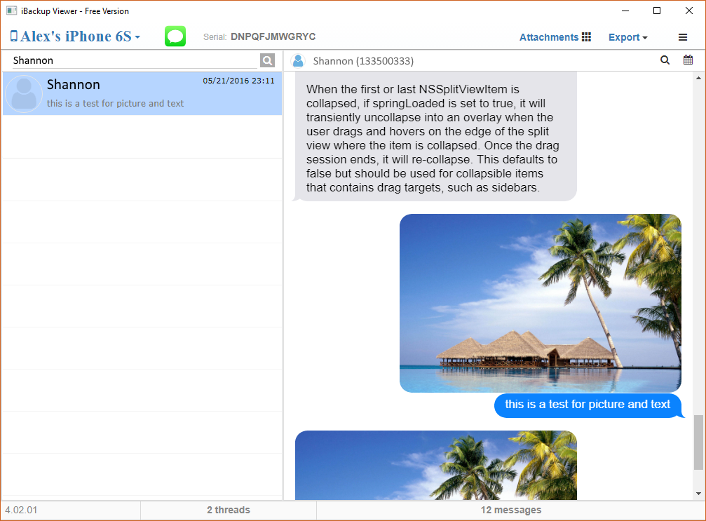 Export Imessages To Pdf Free