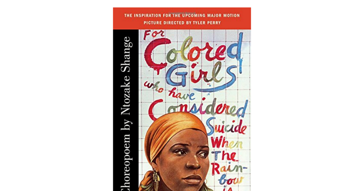 For Colored Girls Who Have Considered Pdf