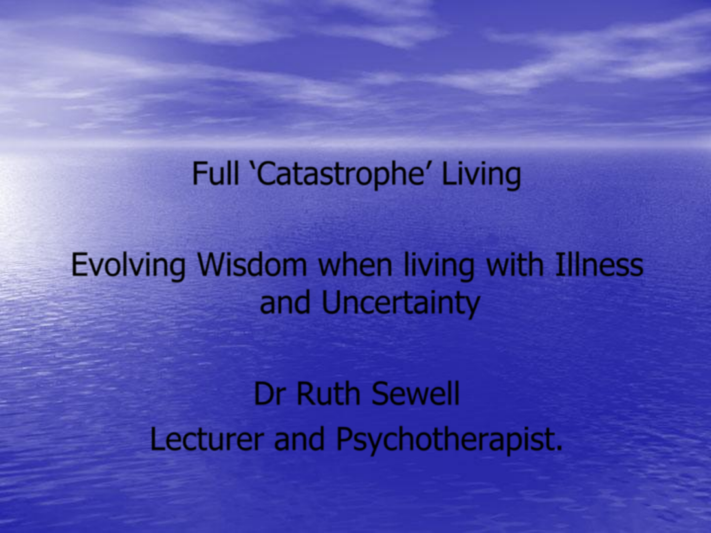 Full Catastrophe Living Pdf