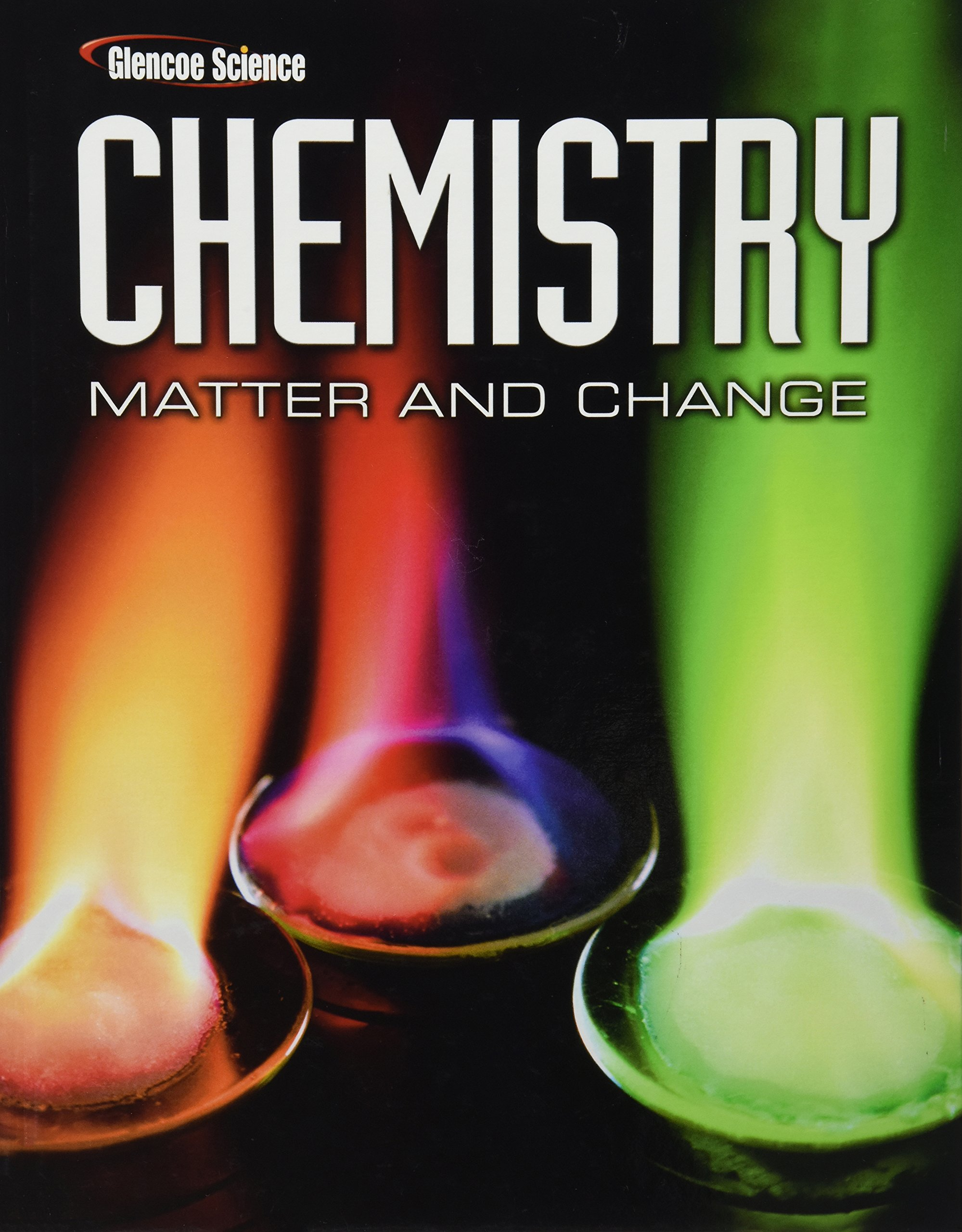 Glencoe Chemistry Matter And Change Pdf Answer Key