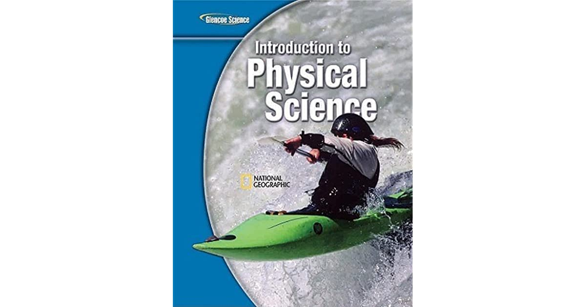 Glencoe Physical Science Textbook Pdf 9th Grade