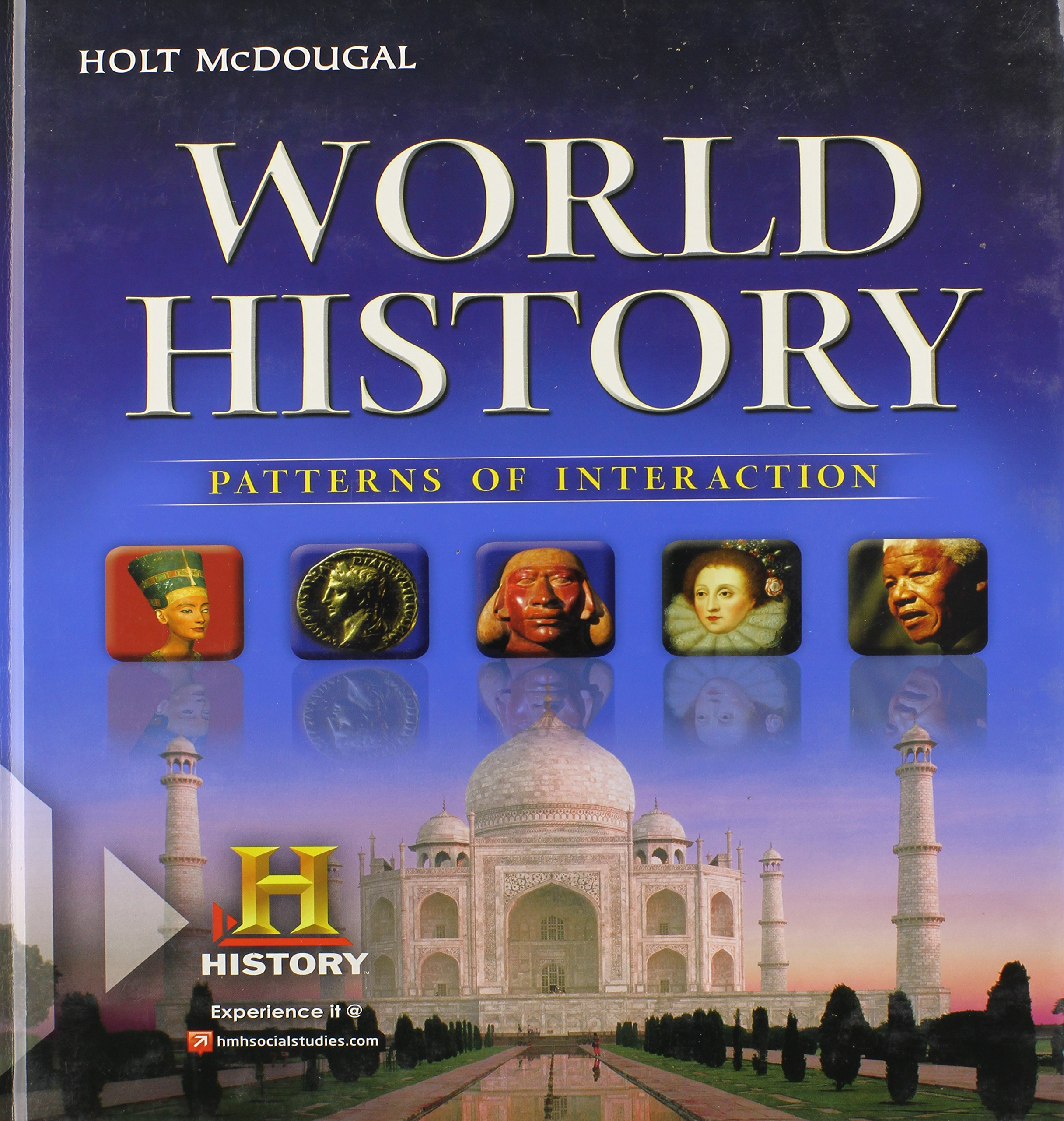 Holt Mcdougal World History Textbook Pdf 8th Grade