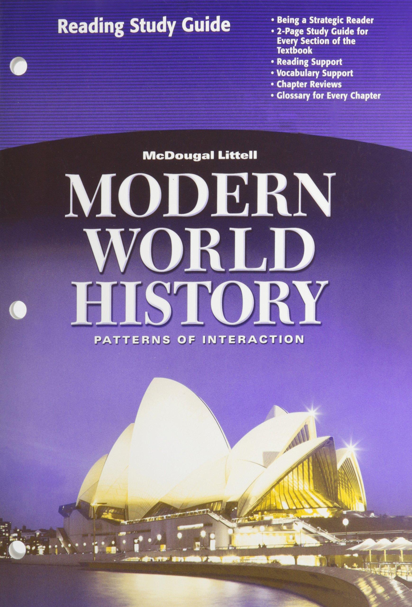 Holt Mcdougal World History Textbook Pdf