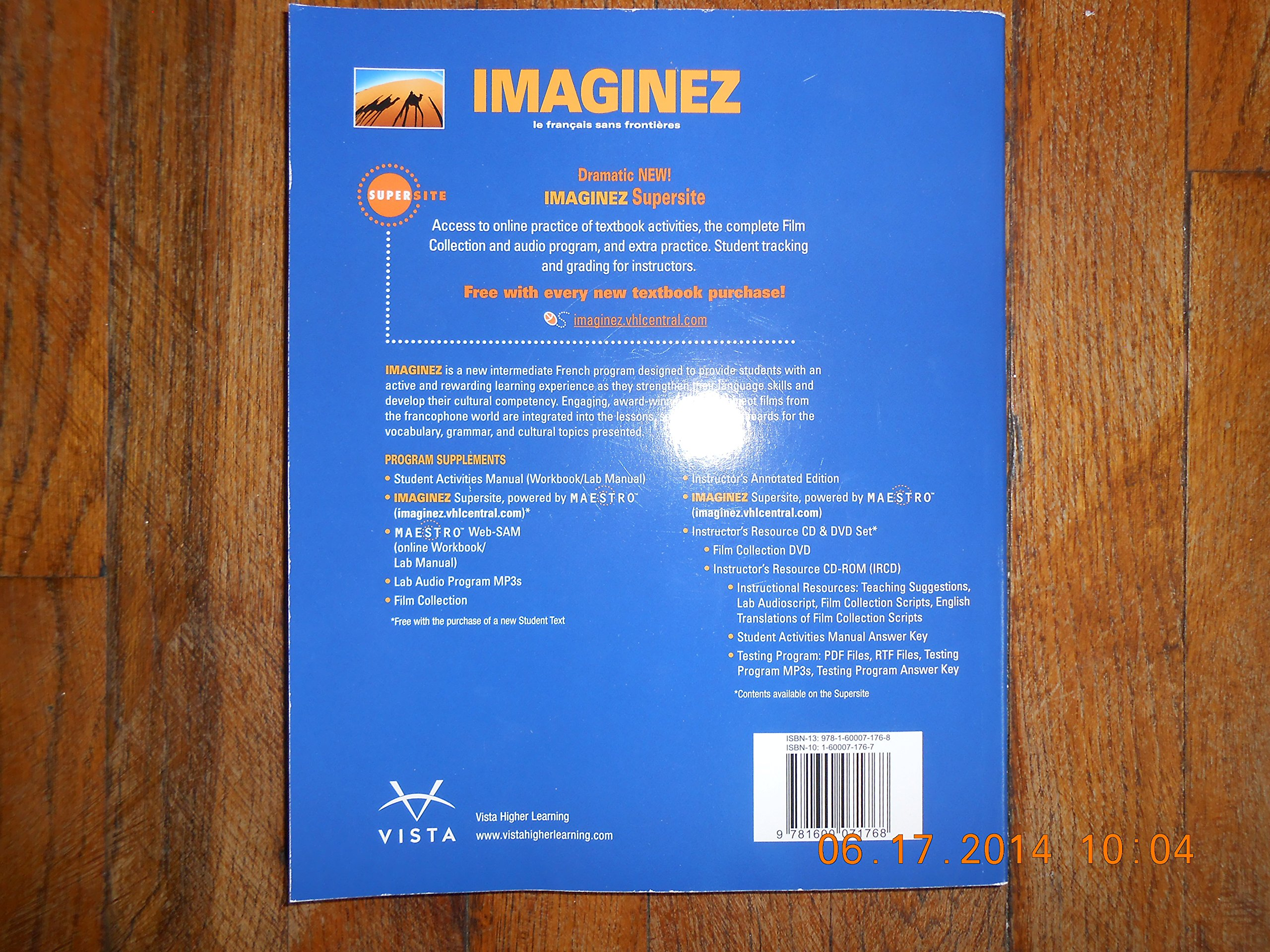 Imaginez French Textbook Pdf