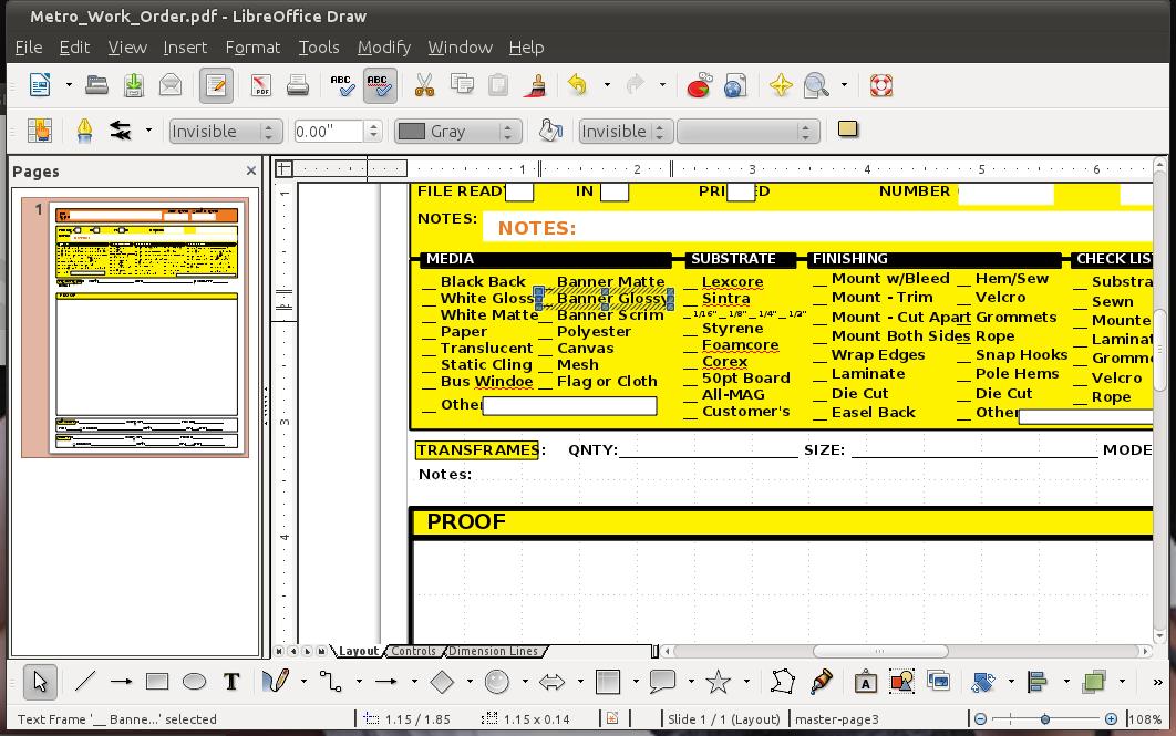 Libreoffice Draw Pdf Editor For Windows