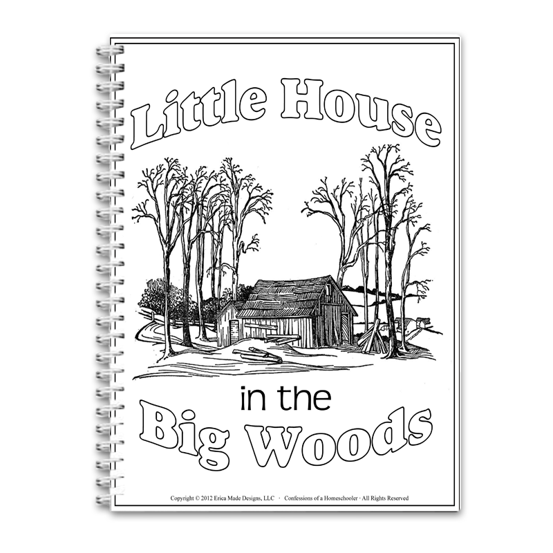 Little House In The Big Woods Pdf