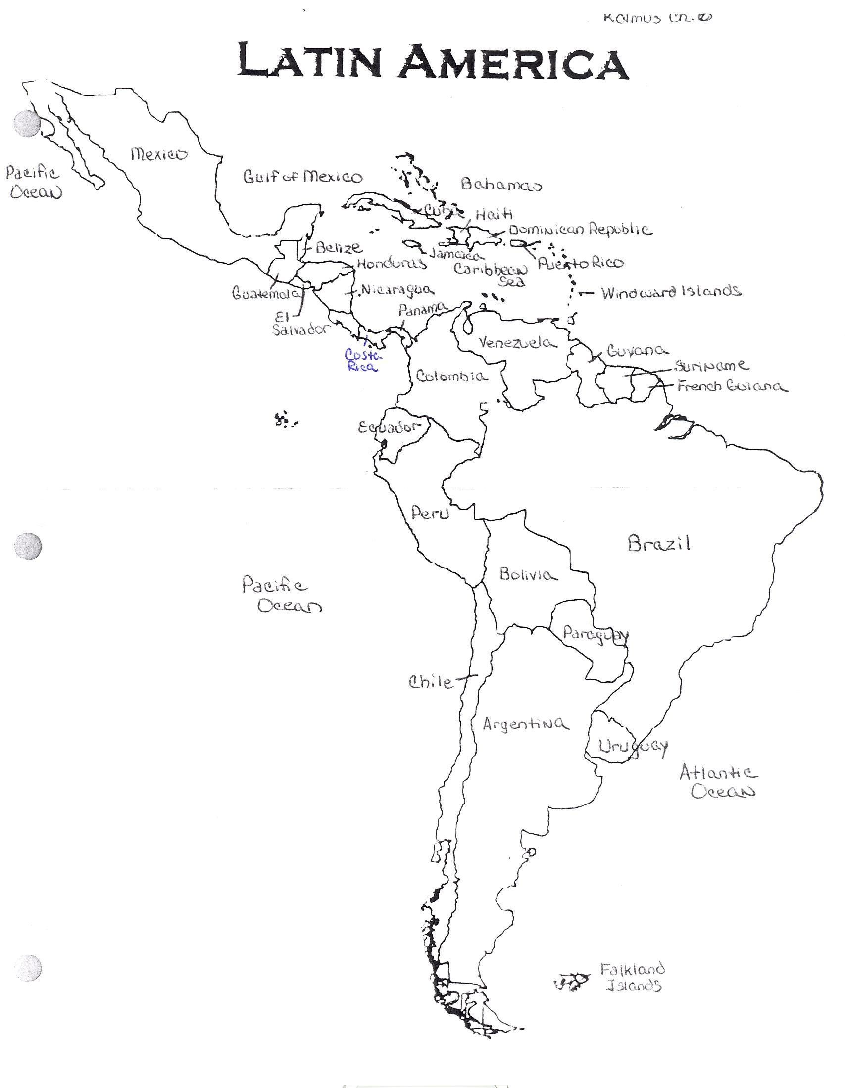World Geography Worksheets Pdf