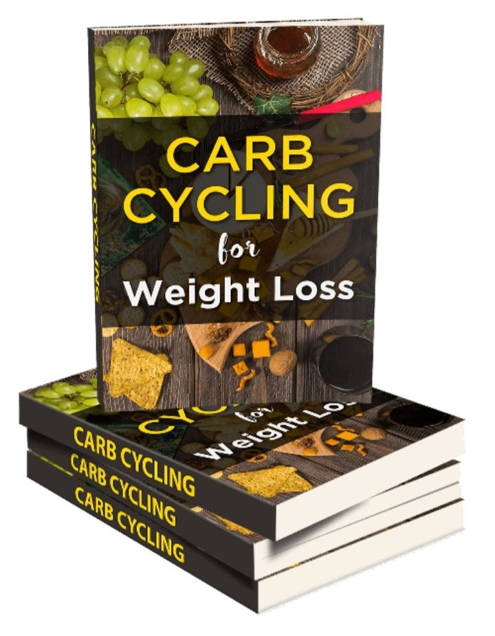 12 Week Carb Cycling Meal Plan Pdf
