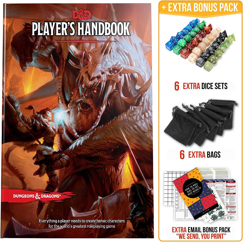 5e Dd Players Handbook Pdf