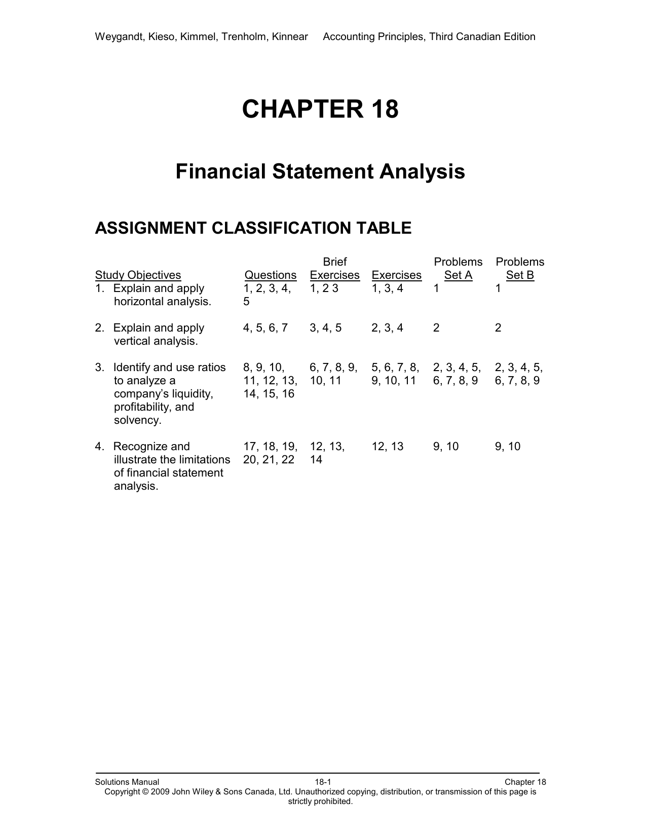 Accounting Principles 12th Edition Pdf Chapter 1