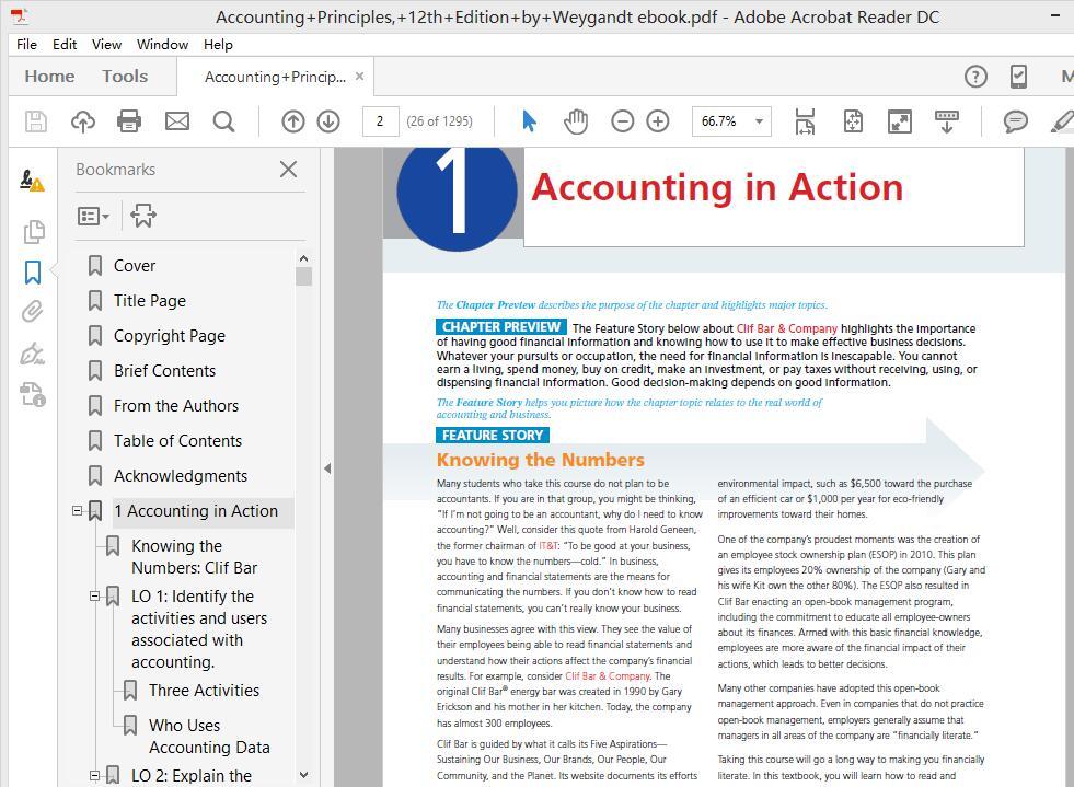 Accounting Principles 12th Edition Pdf