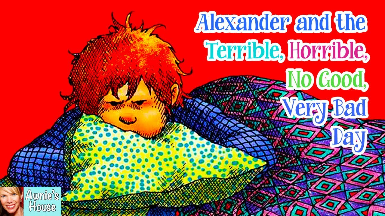 Alexander And The Terrible Horrible Book Pdf Free