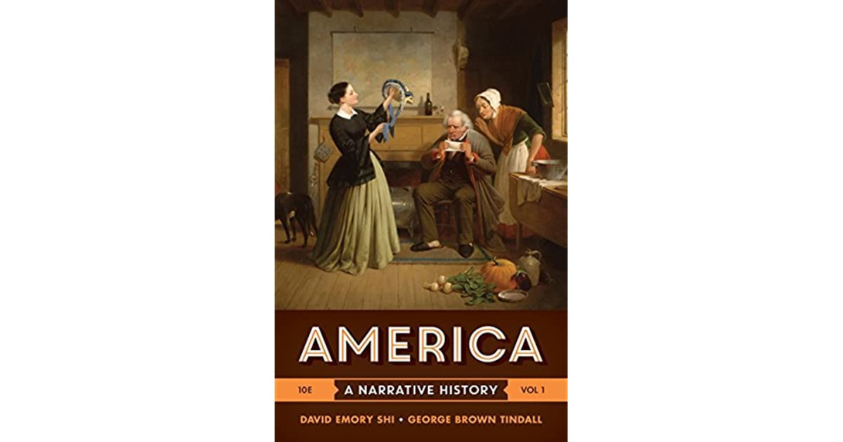 America A Narrative History 10th Edition Pdf