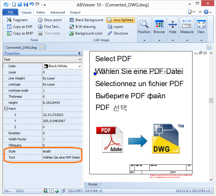 Any Pdf To Dwg Converter Online Free