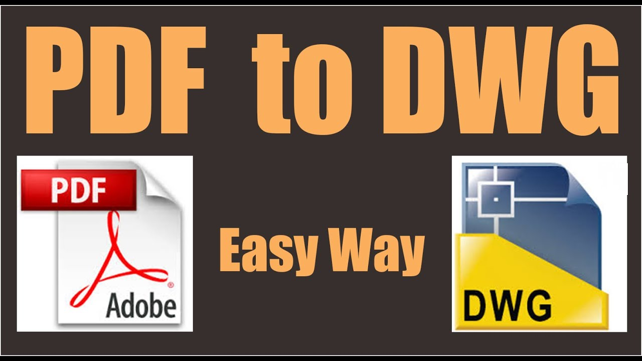 Any Pdf To Dwg Converter Online