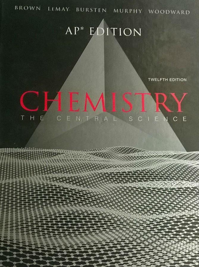 Ap Chemistry Textbook Pdf