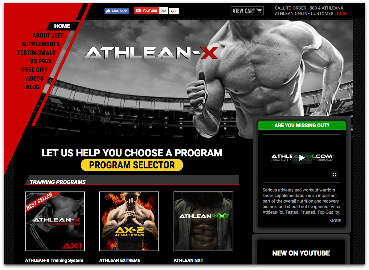 Athlean X Ax1 Pdf Download