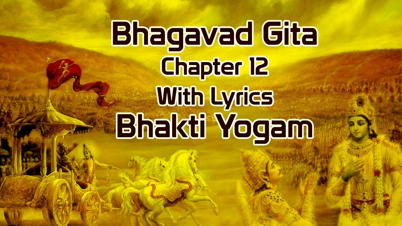 Bhagavad Gita Chapter 12 Pdf In Hindi