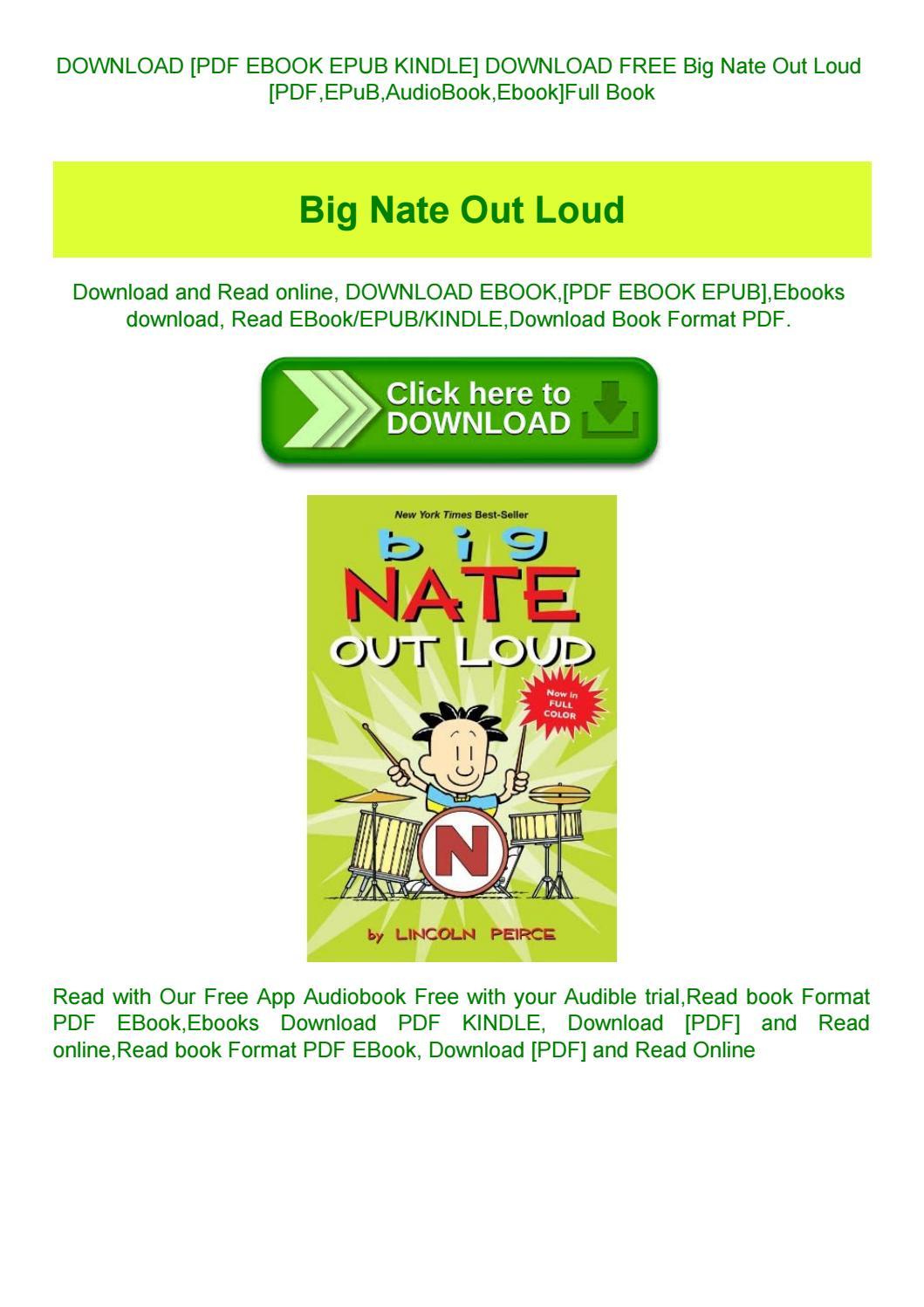 Big Nate Pdf Free Download