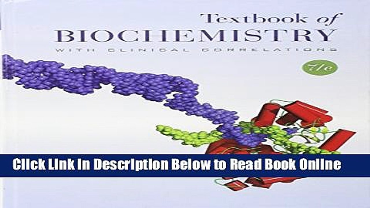 Biochemistry Textbook Pdf Free