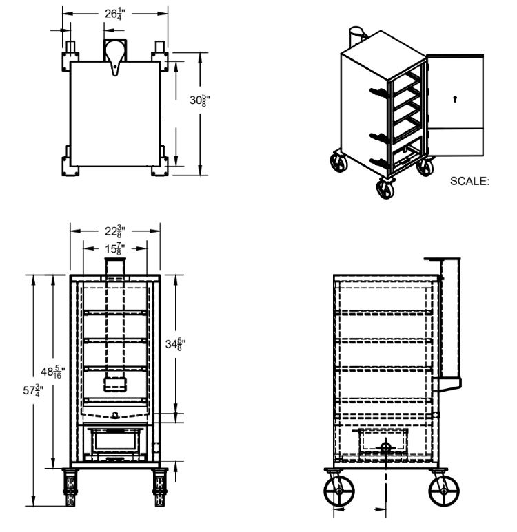 Blueprint Bbq Smoker Plans Pdf