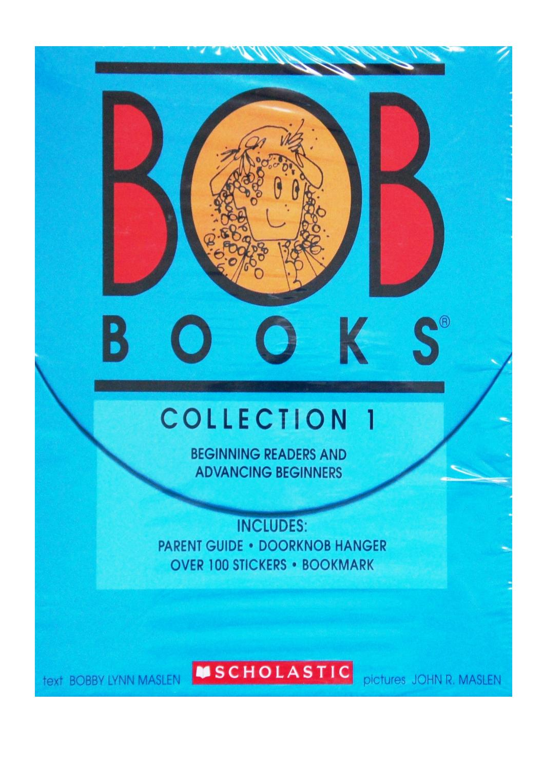Bob Books Beginning Readers Pdf