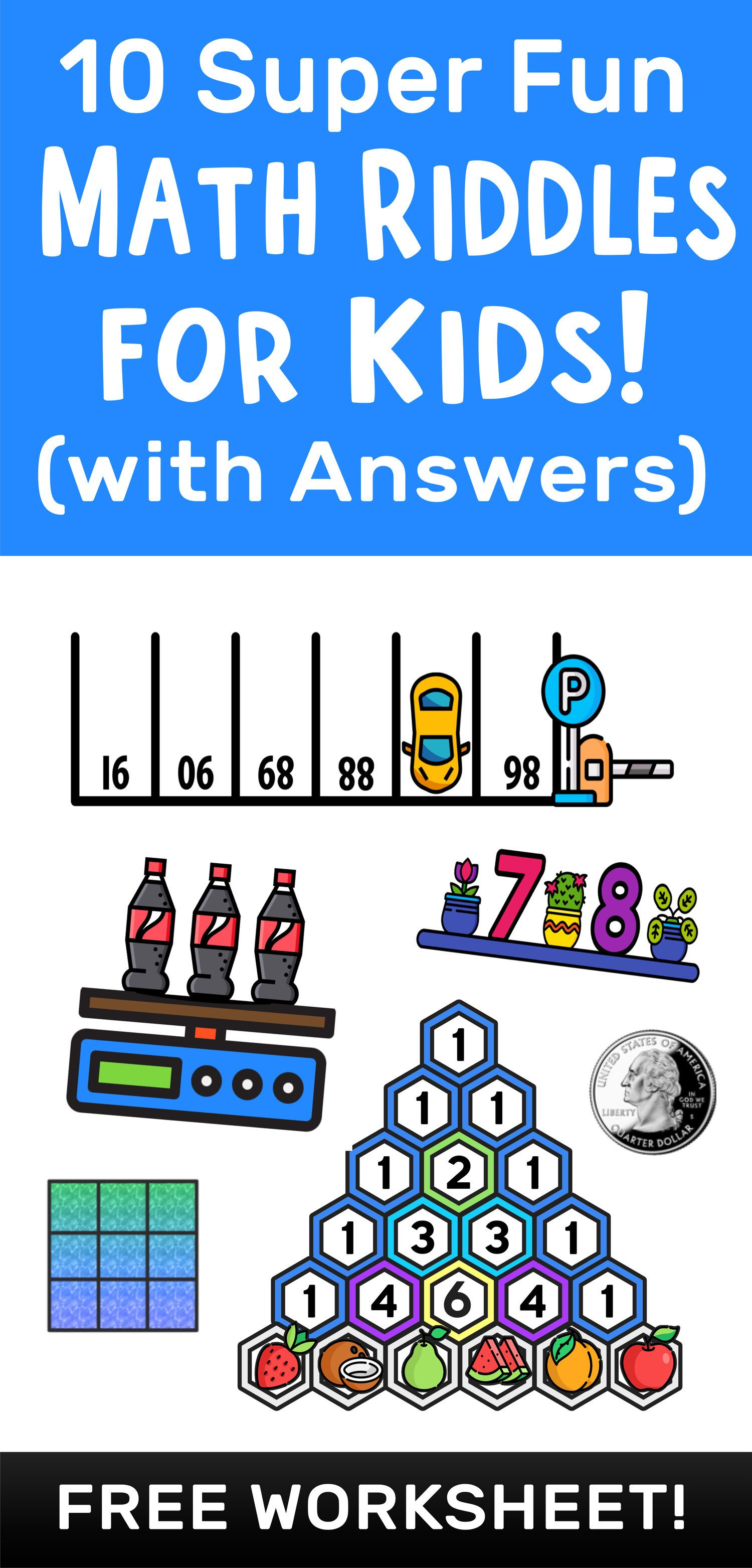 Brain Teasers With Answers Pdf