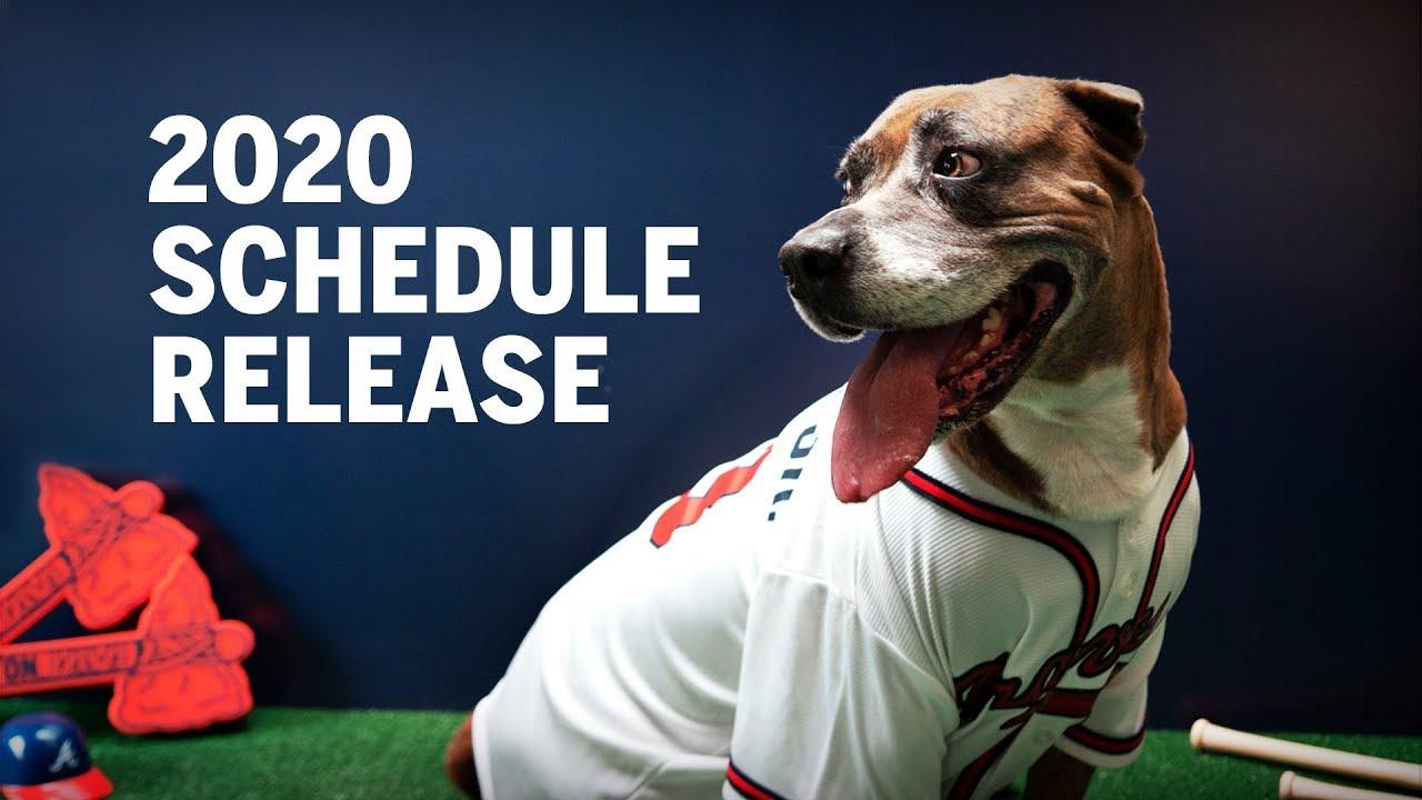 Braves Schedule Pdf