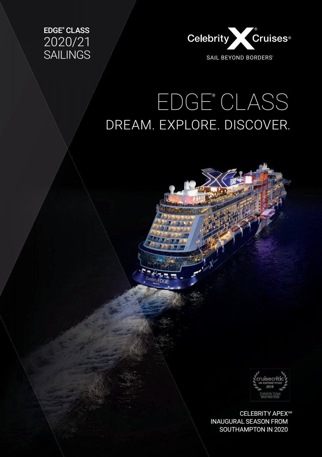 Celebrity Edge Deck Plan Pdf