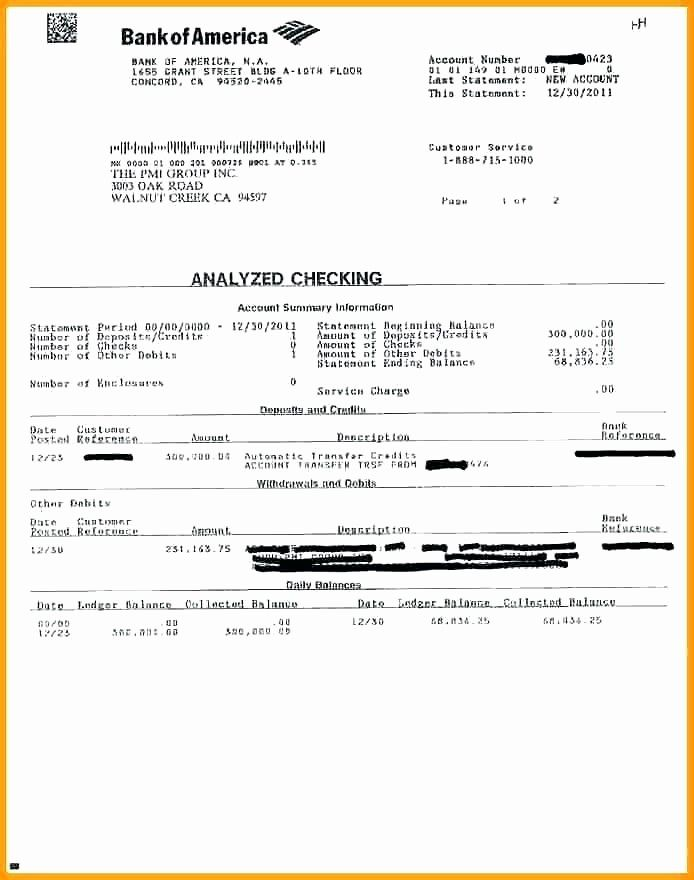 Chase Bank Statement Pdf Download