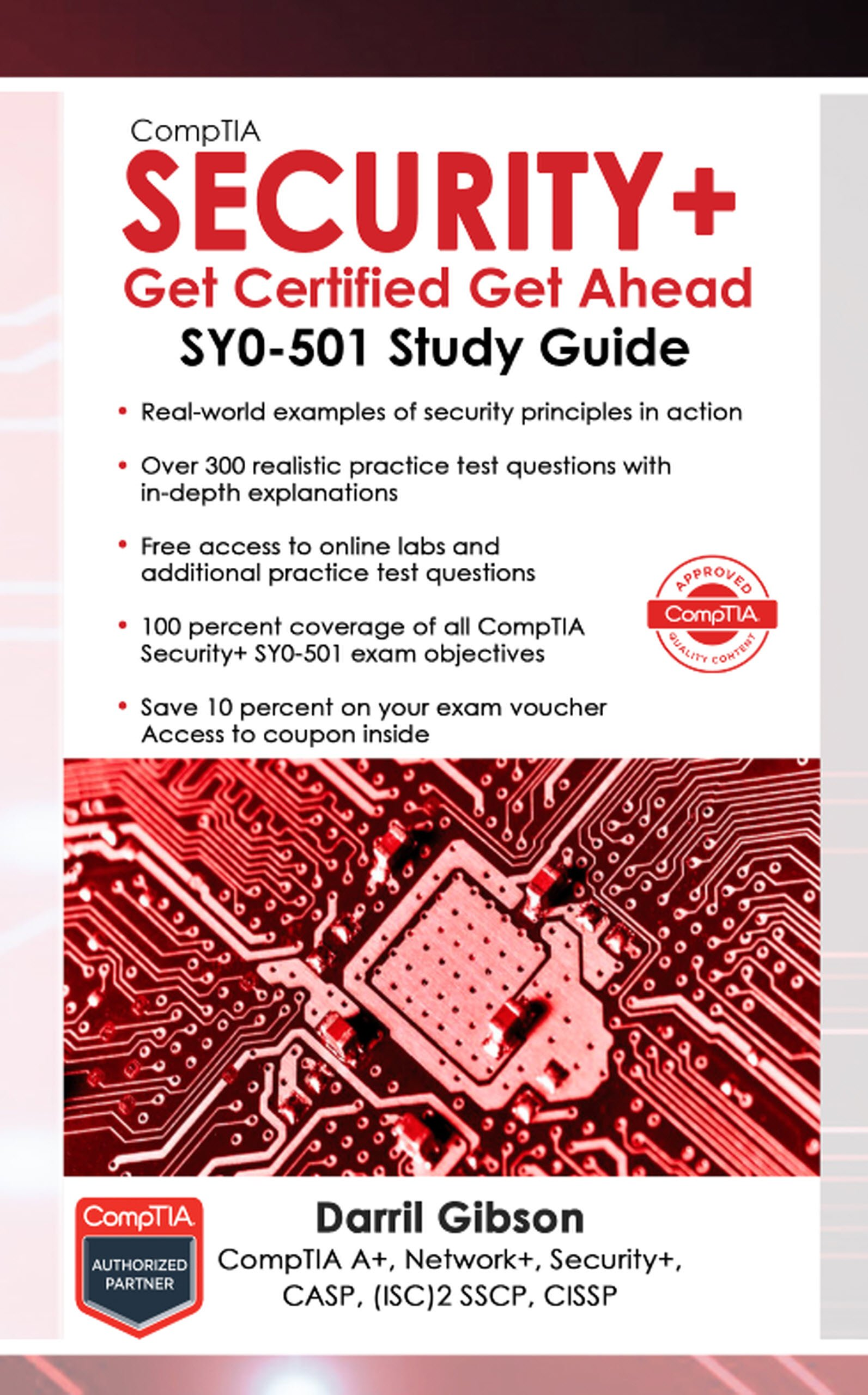 Comptia Security Sy0 501 Study Guide Pdf